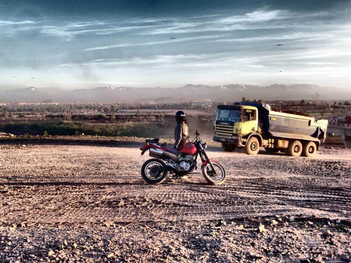 POD 12! Ma Moto Mate Marrakech